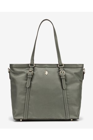 U.S. Polo Assn. Houston Handbag Green
