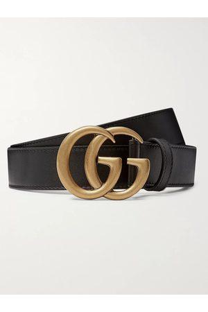 Gucci Homem Cintos - 3cm Leather Belt