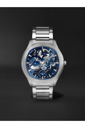 PIAGET Homem Relógios - Polo Skeleton Automatic 42mm Stainless Steel Watch, Ref. No. G0A45004