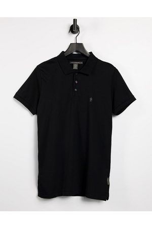 French Connection Polo in black