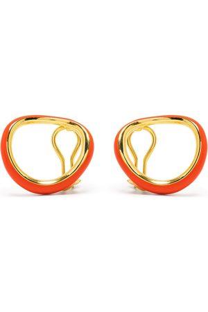 CHARLOTTE CHESNAIS Senhora Brincos - Medium Naho large earrings