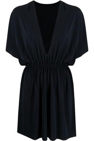 ERES Sybel V-neck mini dress