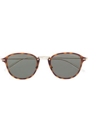 Mont Blanc D-frame sunglasses