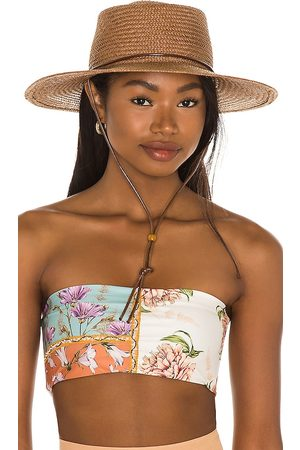 Lack of Color The Vienna Hat in - Brown. Size L (also in S, M).