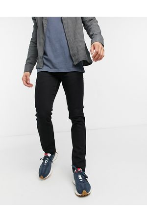 French Connection Slim fit stretch jeans in black