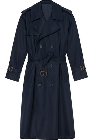 WARDROBE.NYC Double-breasted trench coat