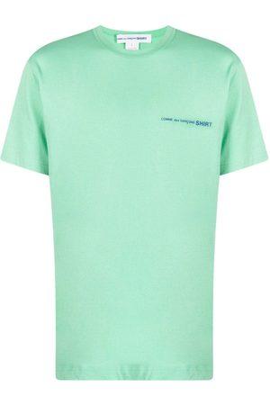 Comme des Garçons Logo-print T-shirt
