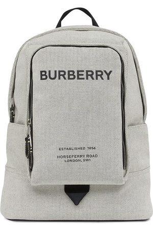 Burberry Logo-print backpack