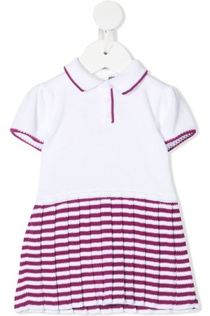 LITTLE BEAR Striped polo shirt