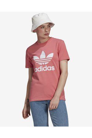 adidas Adicolor Classics Trefoil T-shirt Pink