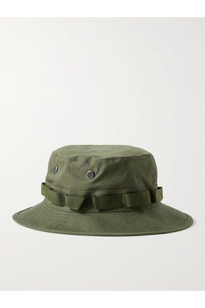 ORSLOW Homem Chapéus - Cotton-Ripstop Bucket Hat