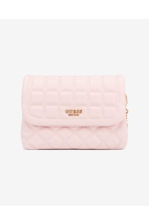 Guess Kamina Handbag Pink