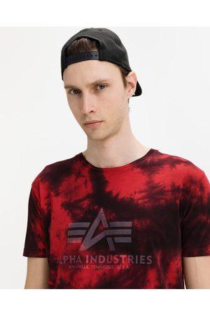 Alpha Industries T-shirt Red