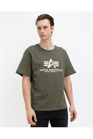 Alpha Industries Basic T-shirt Green