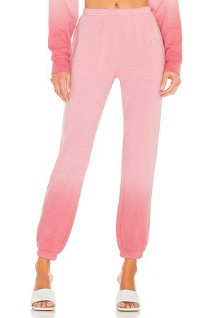 WSLY The Ecosoft Classic Pocket Jogger in - Pink. Size L (also in M, S, XS).
