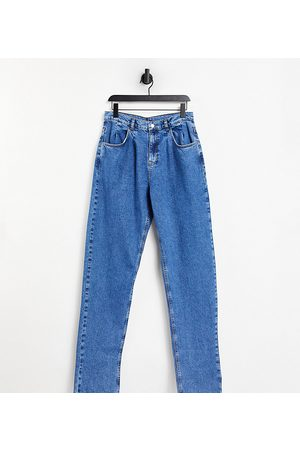 Reclaimed Vintage Inspired '83 unisex relaxed fit jean in vintage blue