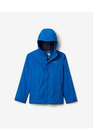 Columbia Menino Casacos - Watertight Kids Jacket Blue