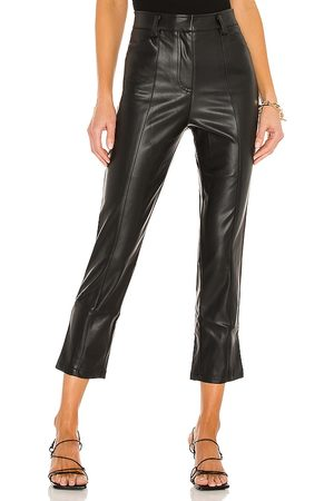 LBLC The Label Jen Vegan Leather Trouser in - . Size M (also in S).