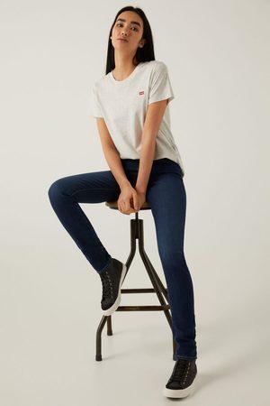 Levi's Mulher Skinny - Jeans 721 high rise skinny Levi's