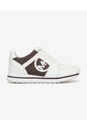 Michael Kors Billie Sneakers White