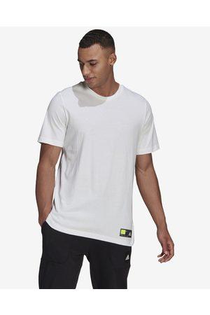 adidas Athletics Graphic T-shirt White