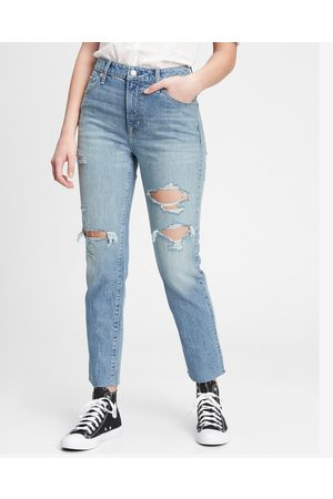 GAP Slim Boyfriend Jeans Blue