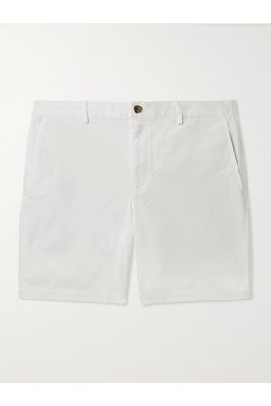 CLUB MONACO Homem Calções - Baxter Slim-Fit Stretch-Cotton Twill Shorts