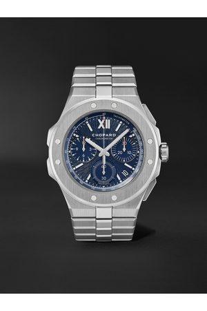 Chopard Homem Relógios - Alpine Eagle XL Chrono Automatic 44mm Lucent Steel Watch, Ref. No. 298609-3001