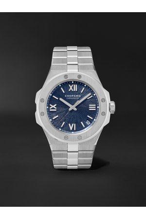 Chopard Homem Relógios - Alpine Eagle Large Automatic 41mm Lucent Steel Watch, Ref. No. 298600-3001
