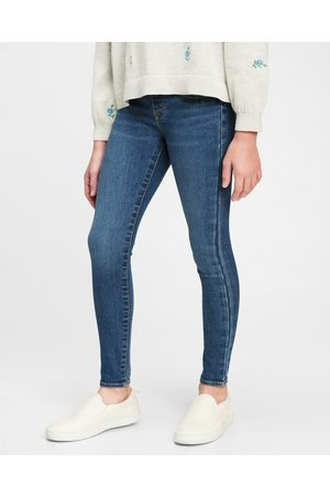 GAP Pull-On Jeans Blue