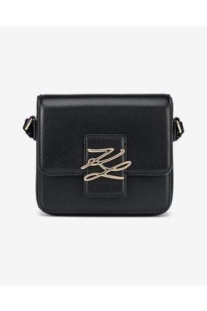 Karl Lagerfeld Autograph Cross body bag Black