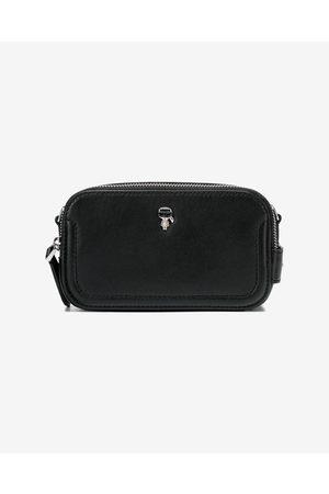 Karl Lagerfeld Ikonik 3D Cross body bag Black