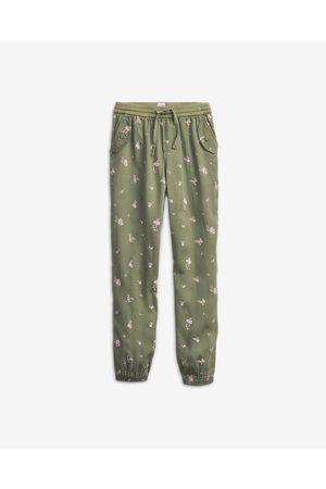 GAP Menina Calças Cargo - V-Cargo Kids Trousers Green