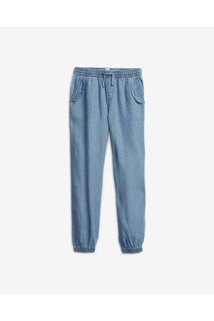 GAP Menina Calças Cargo - V-Cargo Kids Trousers Blue