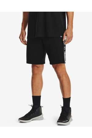 Under Armour Perimeter Fleece Shorts Black