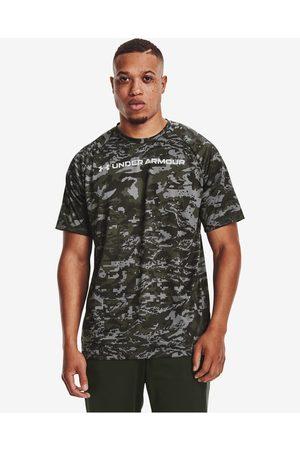 Under Armour Tech™ Abc T-shirt Black Grey