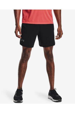 "Under Armour Launch Run 7"" Shorts Black"