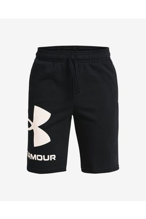 Under Armour Rival Kids Shorts Black