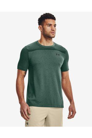Under Armour Seamless T-shirt Green