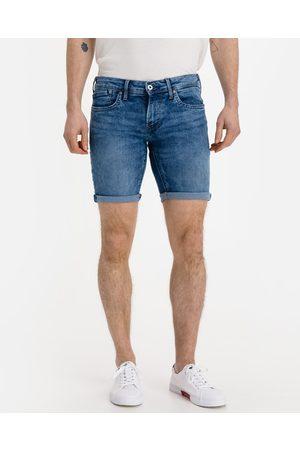 Pepe Jeans Homem Calções - Hatch Short pants Blue