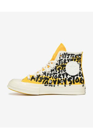 Converse My Story Chuck 70 Sneakers Yellow