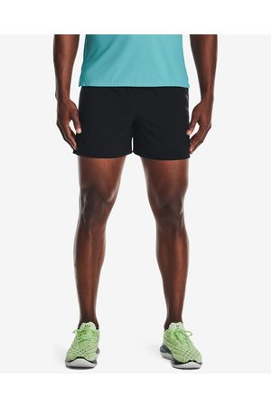 "Under Armour Speed Pocket 5"" Shorts Black"