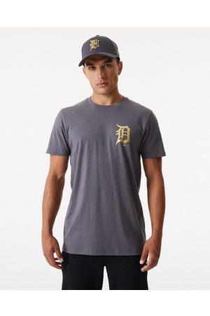 New Era MLB Detroit Tigers T-shirt Grey