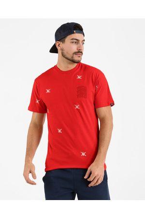 Vans New Varsity T-shirt Red