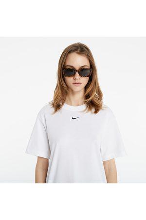 Nike Sportswear Essential Boyfriend Top White/ Black