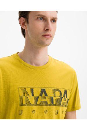 Napapijri Sallar T-shirt Yellow