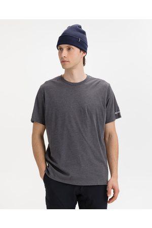 Columbia Homem T-shirts & Manga Curta - High Dune T-shirt Grey