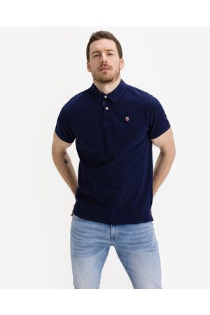 Pepe Jeans Peter Polo T-shirt Blue