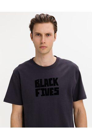 PUMA Black Fives Timeline T-shirt Black
