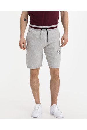 Superdry Homem Calções - Short pants Grey